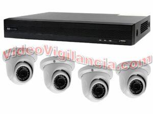 kit videovigilancia inalambrica 4