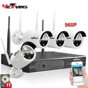 kit videovigilancia wifi exterior 2