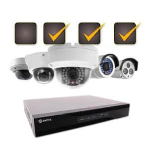 kit videovigilancia inalambrica 6